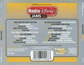 Various Artists - Radio Disney Jams, Vol. 12