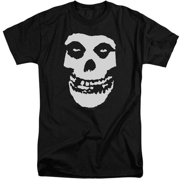 Misfits Fiend Skull Short Sleeve Adult Tall T-Shirt