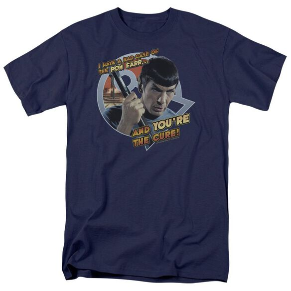 Star Trek Pon Far Short Sleeve Adult T-Shirt