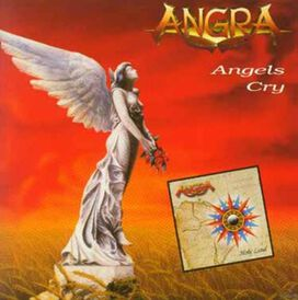 Angra - Holy Land/Angels Cry