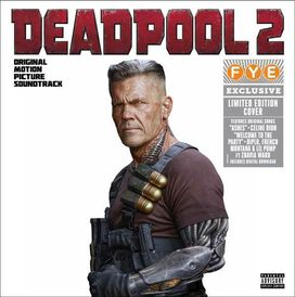 Various Artists - Deadpool 2 Original Motion Picture Soundtrack [Exclusive Cable Cover Vinyl]