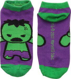 Incredible Hulk Kawaii Low Cut Socks