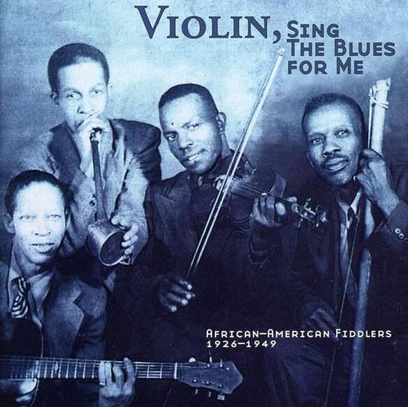 Violin Sing Blues For Me / Various