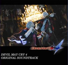 Original Game Soundtrack - Devil May Cry 4