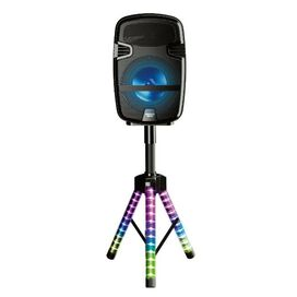 Party Light Speaker with LED Tripod [SBT1055BK]