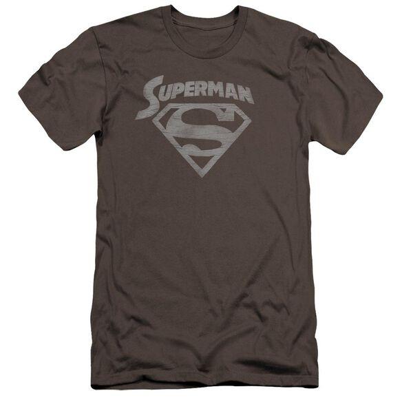 Superman Super Arch Premuim Canvas Adult Slim Fit