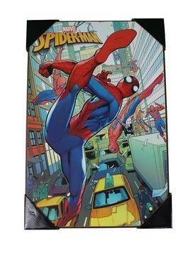 Marvel Spider-Man Comic Wall Art