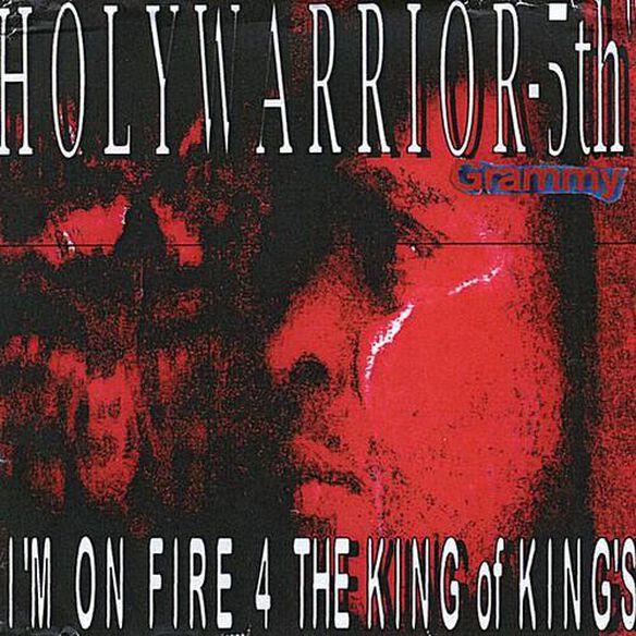 I'm On Fire 4 The King Of Kings Gospel (Cdr)