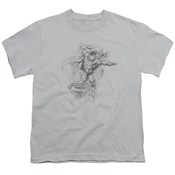Dc Flying Flex Short Sleeve Youth T-Shirt