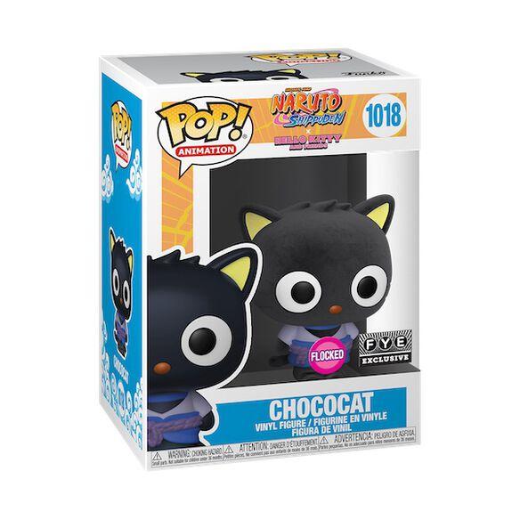Funko Pop! Sanrio X Naruto Flocked Chococat