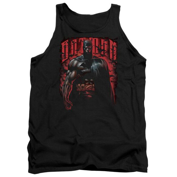 Batman Red Knight Adult Tank