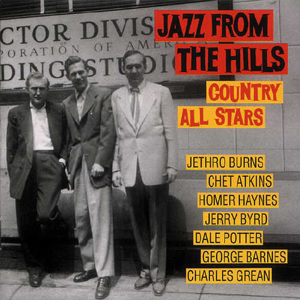 Various Artists - Jazz From The Hills
