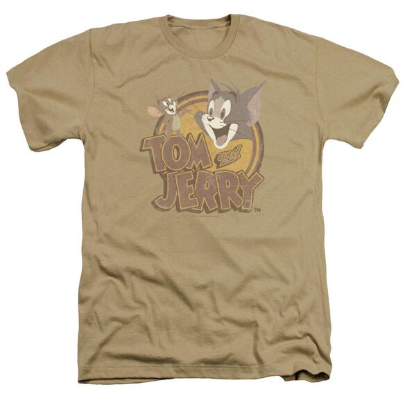 Tom And Jerry Water Damaged Adult Heather