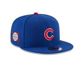 New Era MLB Chicago Cubs Game of Thrones 59Fifty Snapback Hat