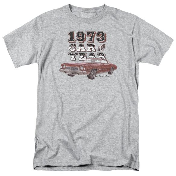 Chevrolet Car Of The Year Short Sleeve Adult Athletic T-Shirt