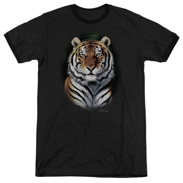 Wildlife Jungle Fire Adult Heather Ringer
