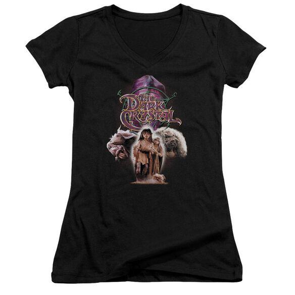 Dark Crystal The Good Guys Junior V Neck T-Shirt