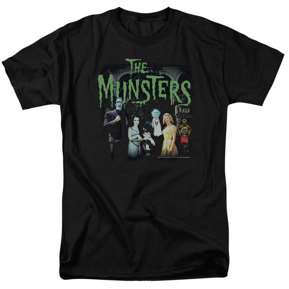 The Munsters 1313 50 Years Short Sleeve Adult T-Shirt