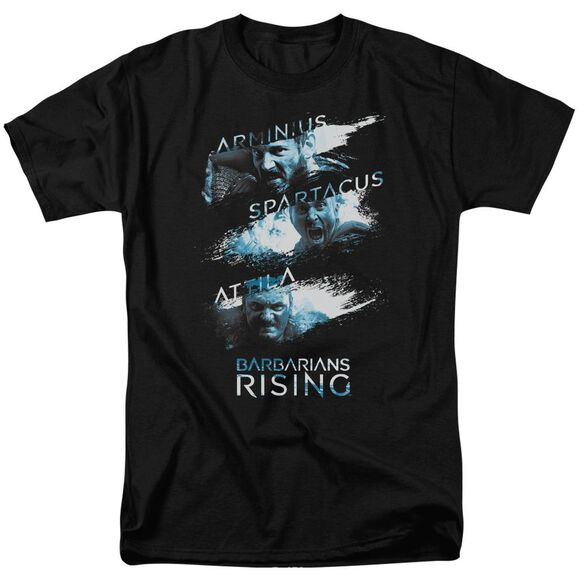 Barbarians Rising Barbarian Splash Short Sleeve Adult T-Shirt