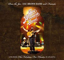 Zac Brown - Pass the Jar: Zac Brown Band & Friends Help Rebuil