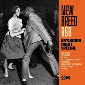 Various Artists - New Breed R&B: Saturday Night Special / Various