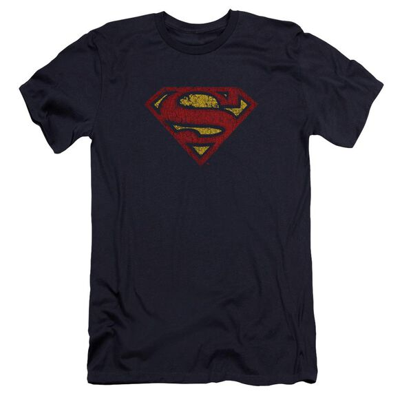 Superman Crackle S Premuim Canvas Adult Slim Fit