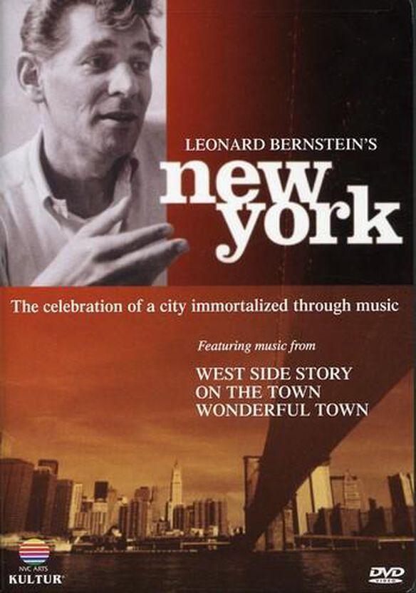 Leonard Bernstein's New York