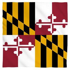 Maryland Flag Bandana