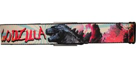 Godzilla Destruction House Seatbelt Mesh Belt