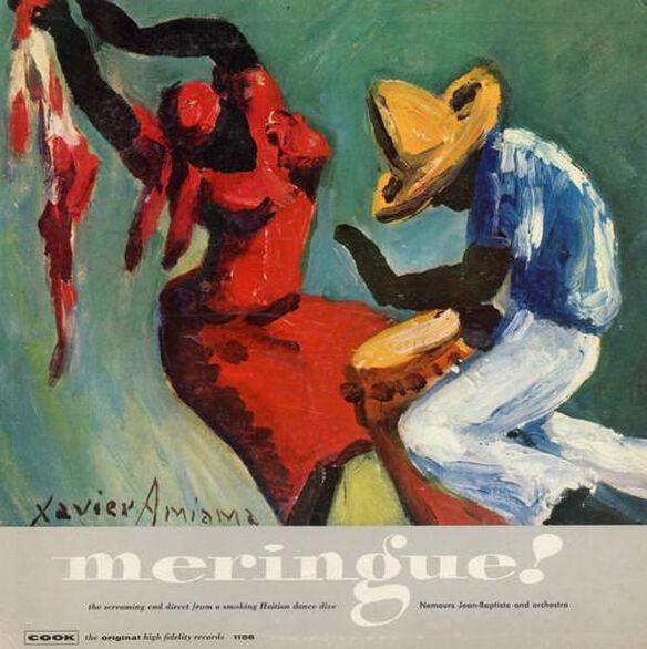 Ensemble Aux Calebasses - Meringue!