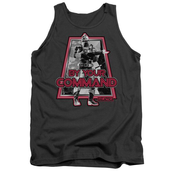 BSG BY YOUR COMMAND(classic) - ADULT TANK - CHARCOAL