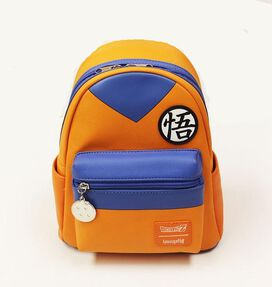 Loungefly Dragon Ball Z Mini Backpack Cosplay