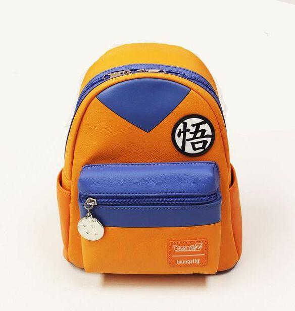 Loungefly Dragon Ball Z Mini Backpack Cosplay
