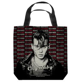 Cry Baby Drapes And Squares Tote