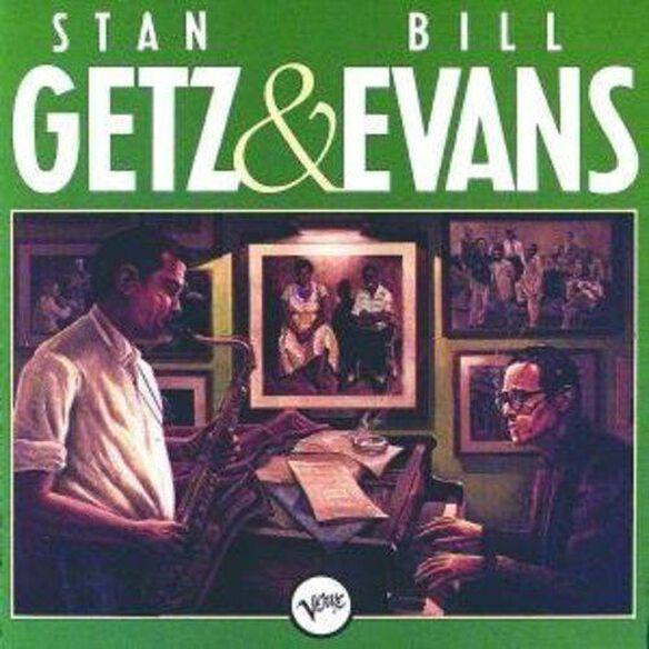 Stan Getz/Bill Evans (Ger)