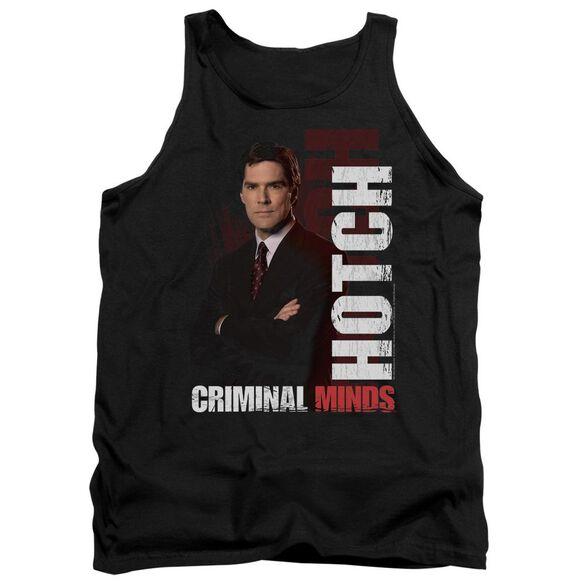 Criminal Minds Hotch Adult Tank