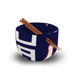 My Hero Academia UA School Uniform Ramen Bowl & Chopstick Set
