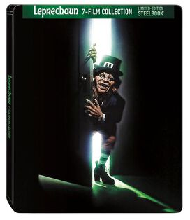 Leprechaun Complete Movie Collection (1-7) [Exclusive Blu-ray Steelbook]