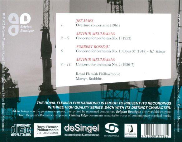 Concertos For Orchestra (Jewl)