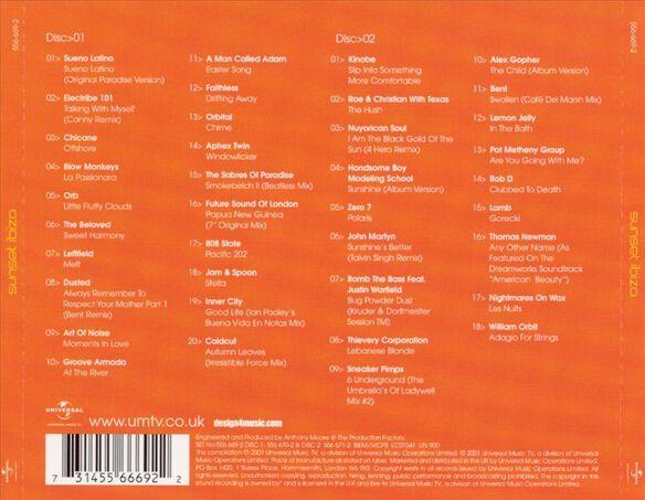 Sunset Ibiza 501