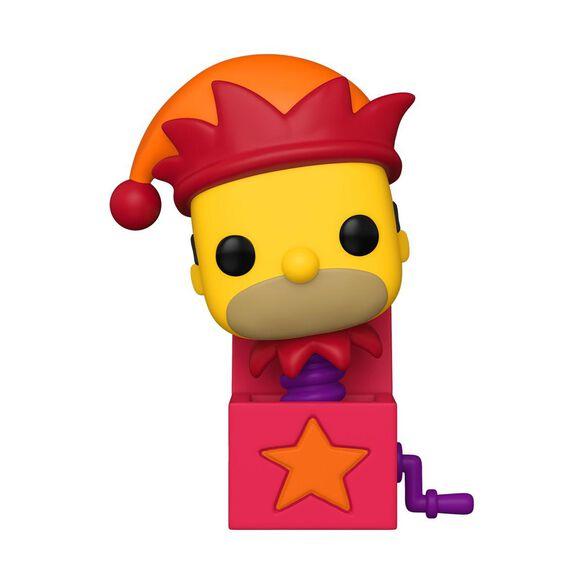 Funko Pop! TV: Simpsons - Homer Jack-in-the-Box