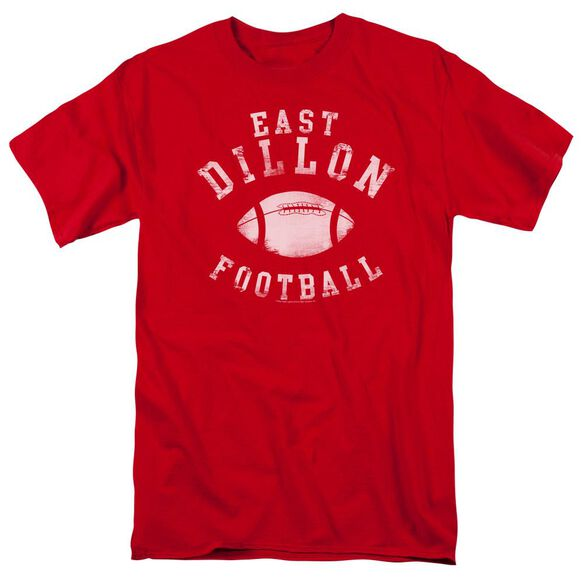 Friday Night Lights East Dillon Football Short Sleeve Adult T-Shirt