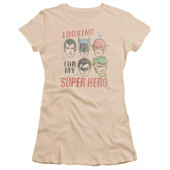 Jla My Super Hero Premium Bella Junior Sheer Jersey
