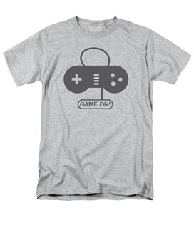 Game On Short Sleeve Adult Athletic T-Shirt