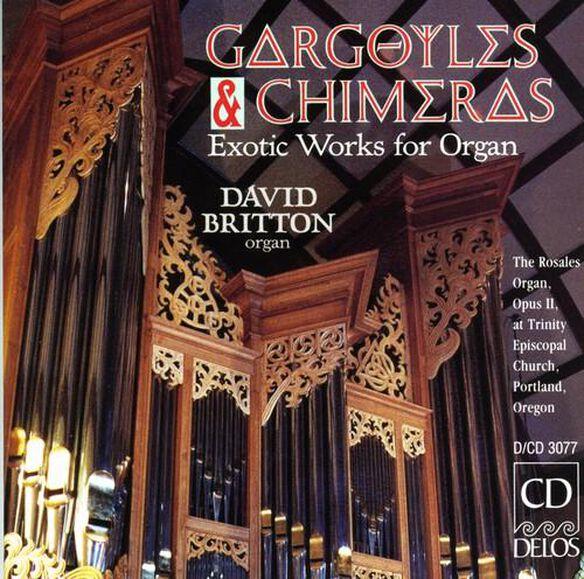 David Britton - Britton, David : Gargoyles & Chimeras: Exotic