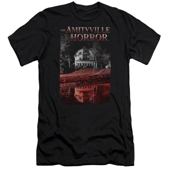 Amityville Horror Cold Blood Premuim Canvas Adult Slim Fit