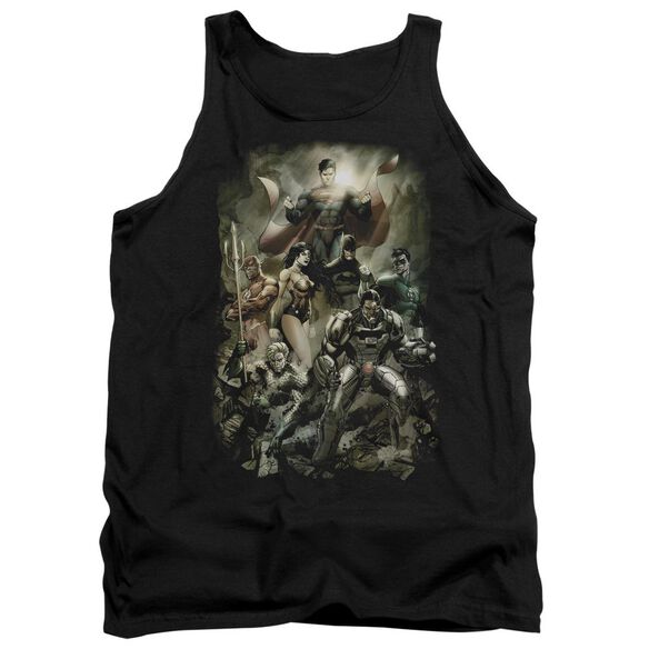 Jla Aftermath Adult Tank
