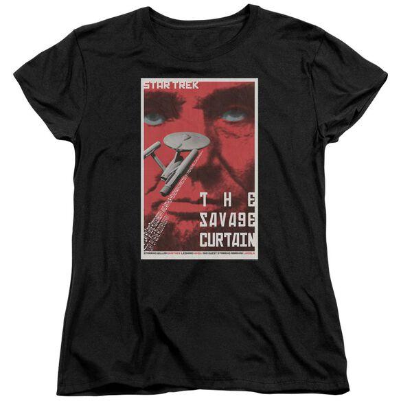 Star Trek Tos Episode 77 Short Sleeve Womens Tee T-Shirt