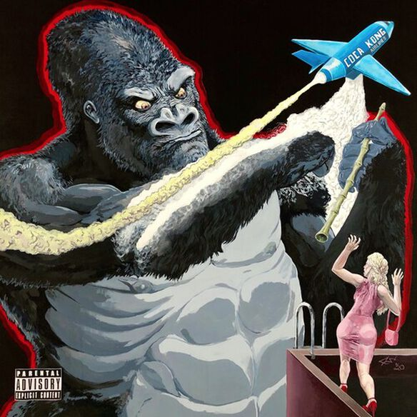 Him Lo/ Ear.Drum - King Kong On Cocaine