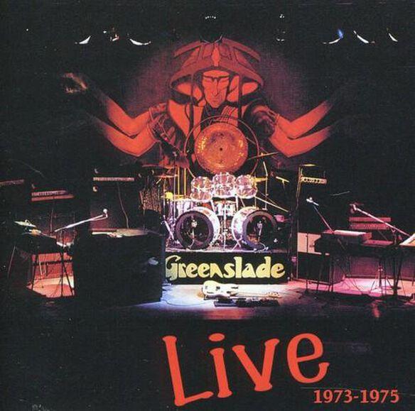 Greenslade - Live 1973 - 1975